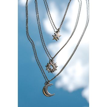 The Way You Shine Necklace Set