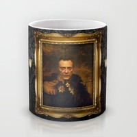 Christopher Walken - replaceface Mug by Replaceface | Society6