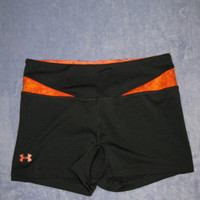 Under Armour Fitted Coupe Ajustee Heatgear Women's Shorts XS/TP