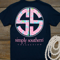 Simply Southern Logo Tee