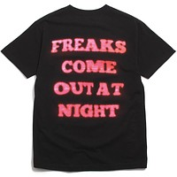 Freaks T-Shirt Black