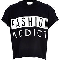 Girls Tops, T-Shirts and Tanks - River Island