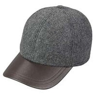 Broner Ellis Wool Baseball Cap