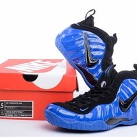 Nike Air Foamposite One Royal Blue/Black Sneaker Size US8-13