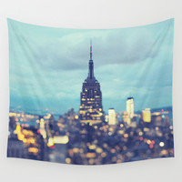 The Empire Wall Tapestry by Chelsea Victoria
