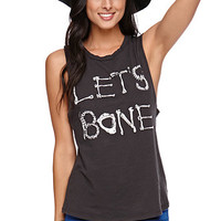 Morning Warrior Lets Bone Muscle Tee at PacSun.com