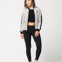 PUMA AOP T7 Womens Track Jacket | Jackets + Hoodies