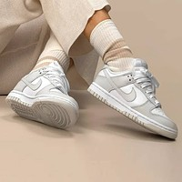 Nike Dunk Low Grey Fog Sneakers Shoes