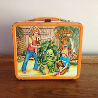 Vintage Lunch Box Sigmund and The Sea Monsters Krofft