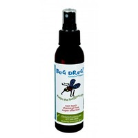 Climb On! Bug Drug 100% Pure, Chemical Free Insect Repellent - 4oz Pump