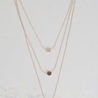 Altar'd State Simple Shapes Necklace | Altar'd State