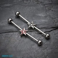 Nautical Star Industrial Barbell