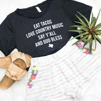 The Texan Way Tee