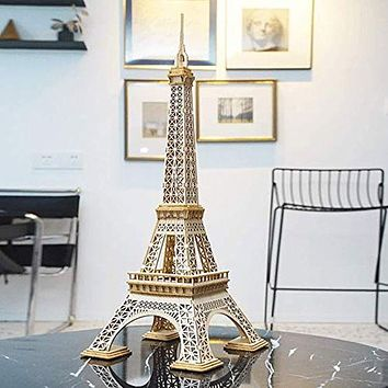 Hot selling 3D puzzles DIY three-dimensional puzzles for teenagers mechanical transmission model ships desktop ornaments wooden puzzle models Toy Gift Craft Kit 3D Statue Model Decoration Shoes Dress