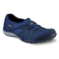 Skechers Relaxed Fit Breathe Easy Dimension Slip-On Shoes - Women