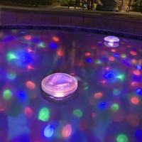 5 Light Patterns Underwater L Disco AquaGlow Light Show Pond Pool Spa Tub  D_L = 1712908548