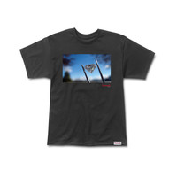 Diamond Sky Tee in Black