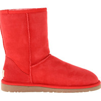 UGG Classic Short Red Light - Zappos.com Free Shipping BOTH Ways