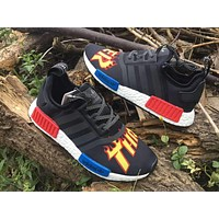 THRASHER & Adidas NMD R1 Fashion Sport Shoes