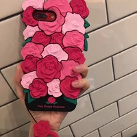 Roses Flos Rosae Rugosae cases For iPhone 6 6s 6Plus 6s Plus 7 plus