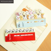 Panda Memo Pad Kawaii Stationery Sticky Notes Paper Planner Stickers Scrapbooking Cute Post It Notebook Diy Stationary Stickers