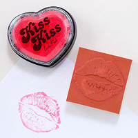 Kiss Kiss Stamp | Home Office Accessories| Accessories | World Market