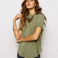 Don't Ask Why Easy T-Shirt, Olive
