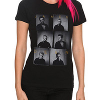 James Dean Photos Girls T-Shirt | Hot Topic