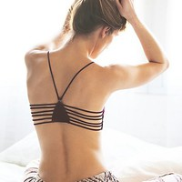 Intimately Womens Strappy Side Bra