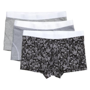 H&M 3-pack Boxer Shorts $17.99