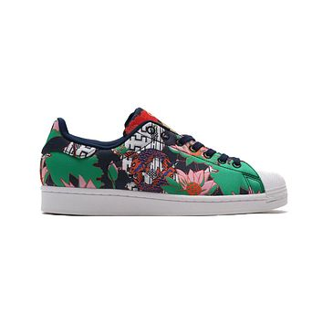 Adidas Men's Superstar Chinese New Years 'Lunar Navy'