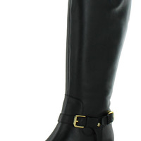Lauren Ralph Lauren Women's Marion Leather Riding Boots