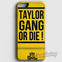 Wiz Khalifa Taylor Gang Or Die iPhone 6 Plus/6S Plus Case | casefantasy