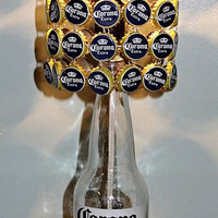 Corona Extra 24 Oz Bottle Lamp Complete With Bottle Cap Lamp Shade