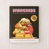 MUNCHIES: Late-Night Meals from the World's Best Chefs By JJ Goode, Helen Hollyman & the Editors of MUNCHIES | Urban Outfitters