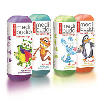 medibuddy On The Go First Aid Kit (Colors/Styles May Vary)