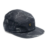 10 Deep: Ironsides Navigator 5 Panel Hat - Black (FW14)