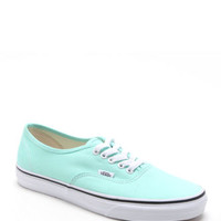 Vans Authentic Beach Glass Sneakers at PacSun.com