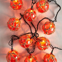 Dorm Decor Float the Idea String Lights in Pink by ModCloth