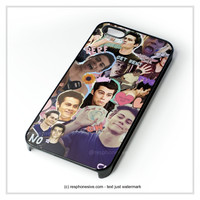 Teen Wolf - Dylan O'Brien Collage iPhone 4 4S 5 5S 5C 6 6 Plus , iPod 4 5 , Samsung Galaxy S3 S4 S5 Note 3 Note 4 , HTC One X M7 M8 Case