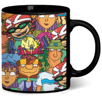 Rocket Power Coffee Mug