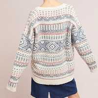 Astelle Fair Isle Pullover