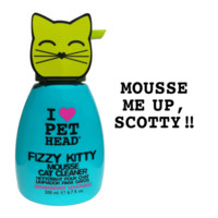 Fizzy Kitty Mousse Cat Cleaner | Pet Head
