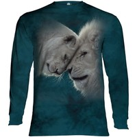 White Lions Long Sleeve T-Shirt