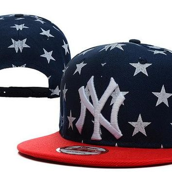 Perfect New York Yankees  Women Men Embroidery Sports Sun Hat Baseball Cap Hat