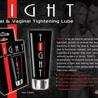 Tight Anal Vaginal Tightening Lube 1 oz Couples