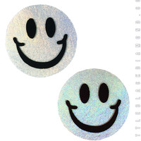 Smiley Pasties in Prism