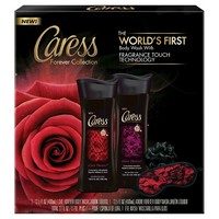 Caress Love and Adore Forever Body Wash Gift Box