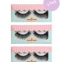 House of Lashes | Femme Fatale False Eyelashes 3 Combo Pack | Premium Quality False Eyelashes for a Great Value| Cruelty Free | Eco Friendly