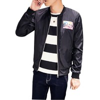Men's Jackets Outwear Bomber Sportswear
